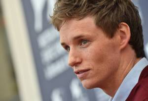 Actor Eddie Redmayne poses during the photocall of the movie